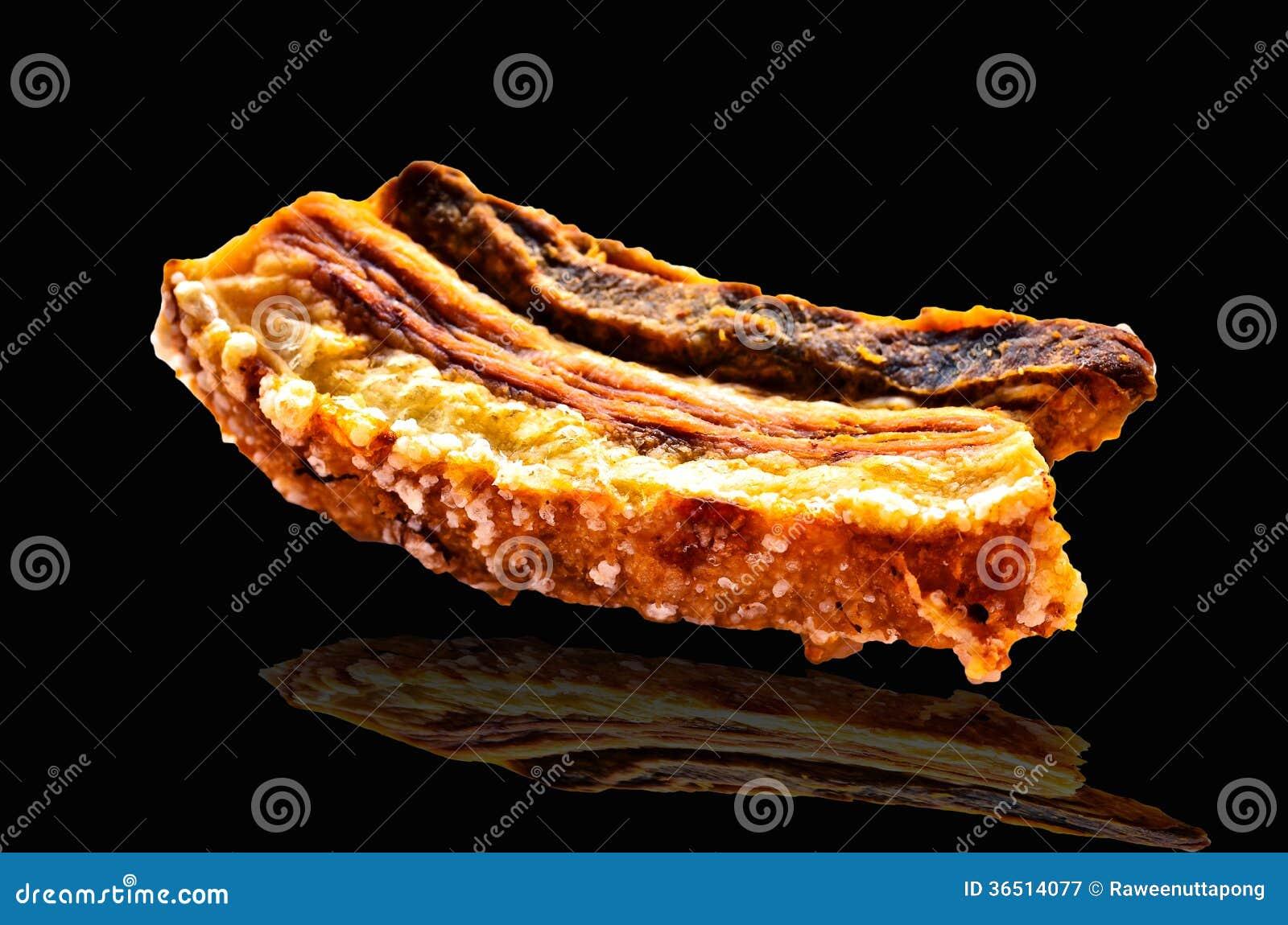 Porc rôti croustillant chinois de ventre