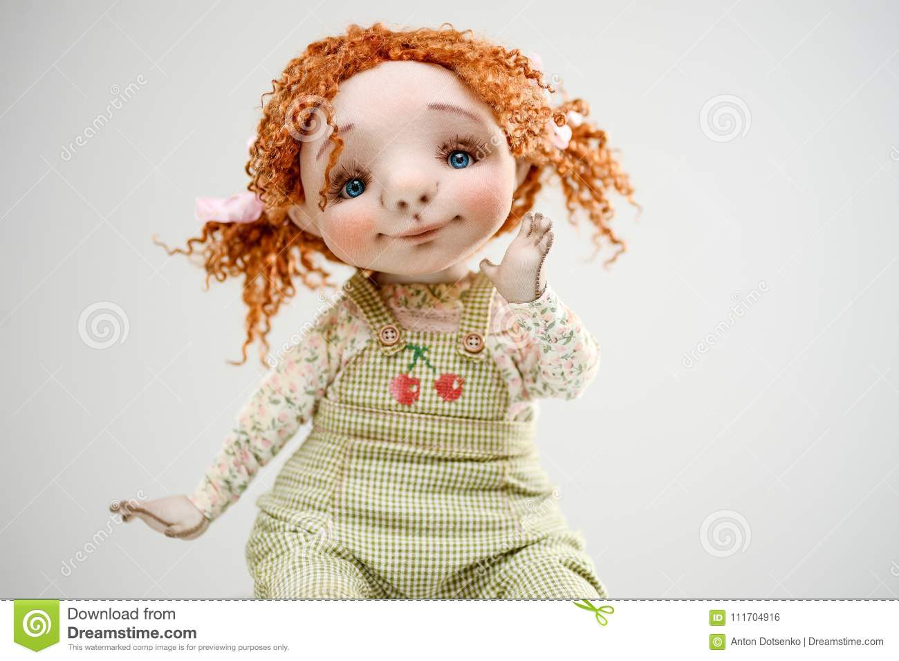 Idea redhead toy young