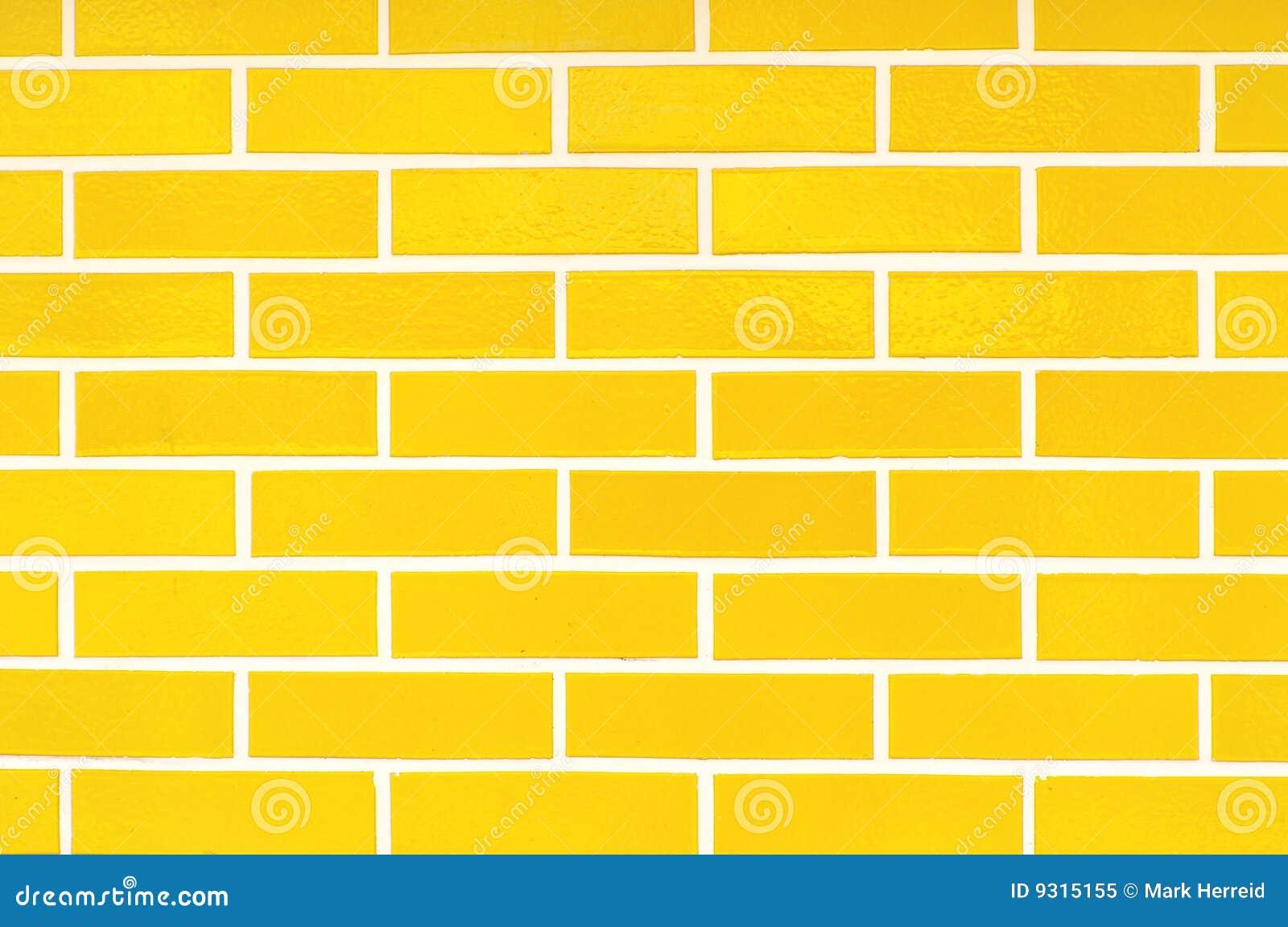Photo image bricks brick masonry bricks wall background texture - Porcelain Yellow Bricks Pattern For Background Royalty