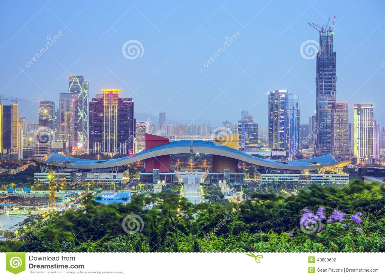 Porcelanowy Shenzhen