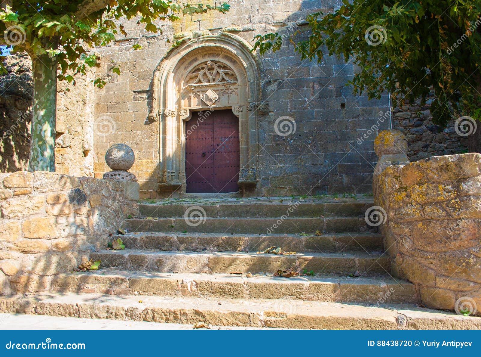 Porch A entrada à catedral