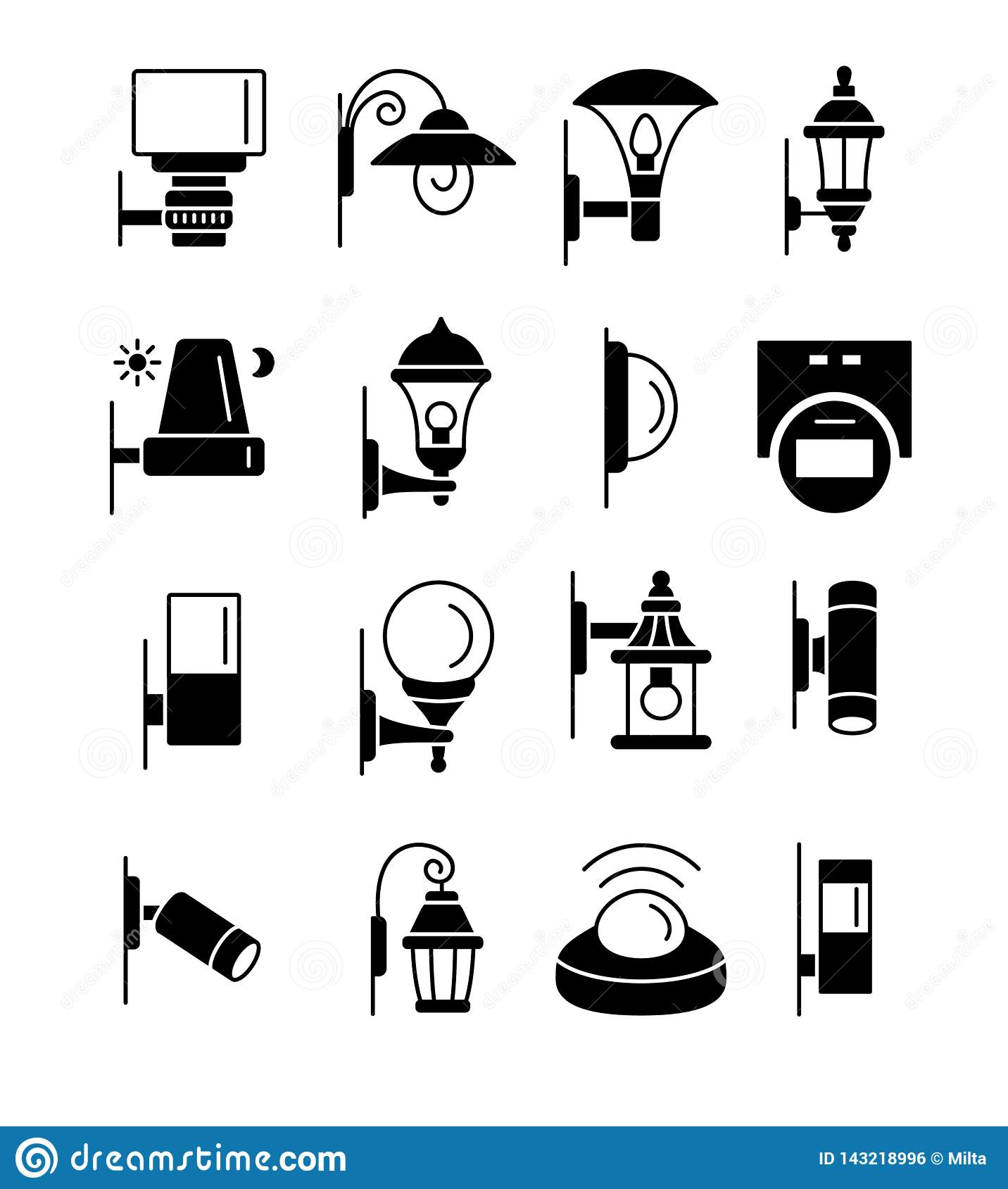 porch patio lights security devices outdoor wall lighting vector flat icon set isolated objects stock vector illustration of illumination lighting 143218996 https www dreamstime com porch patio lights security devices outdoor wall lighting vector flat icon set isolated objects white background image143218996
