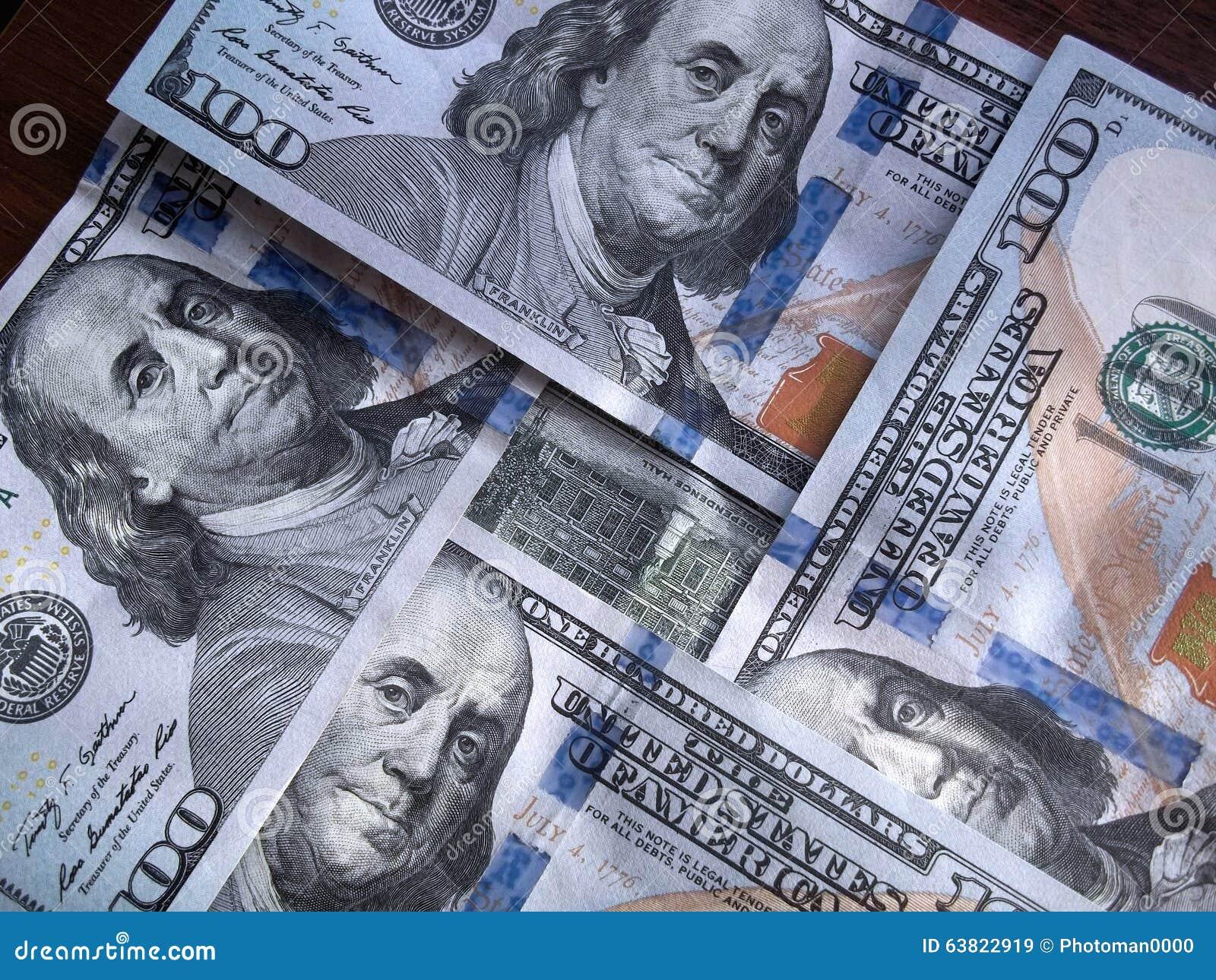 Porción de dólares