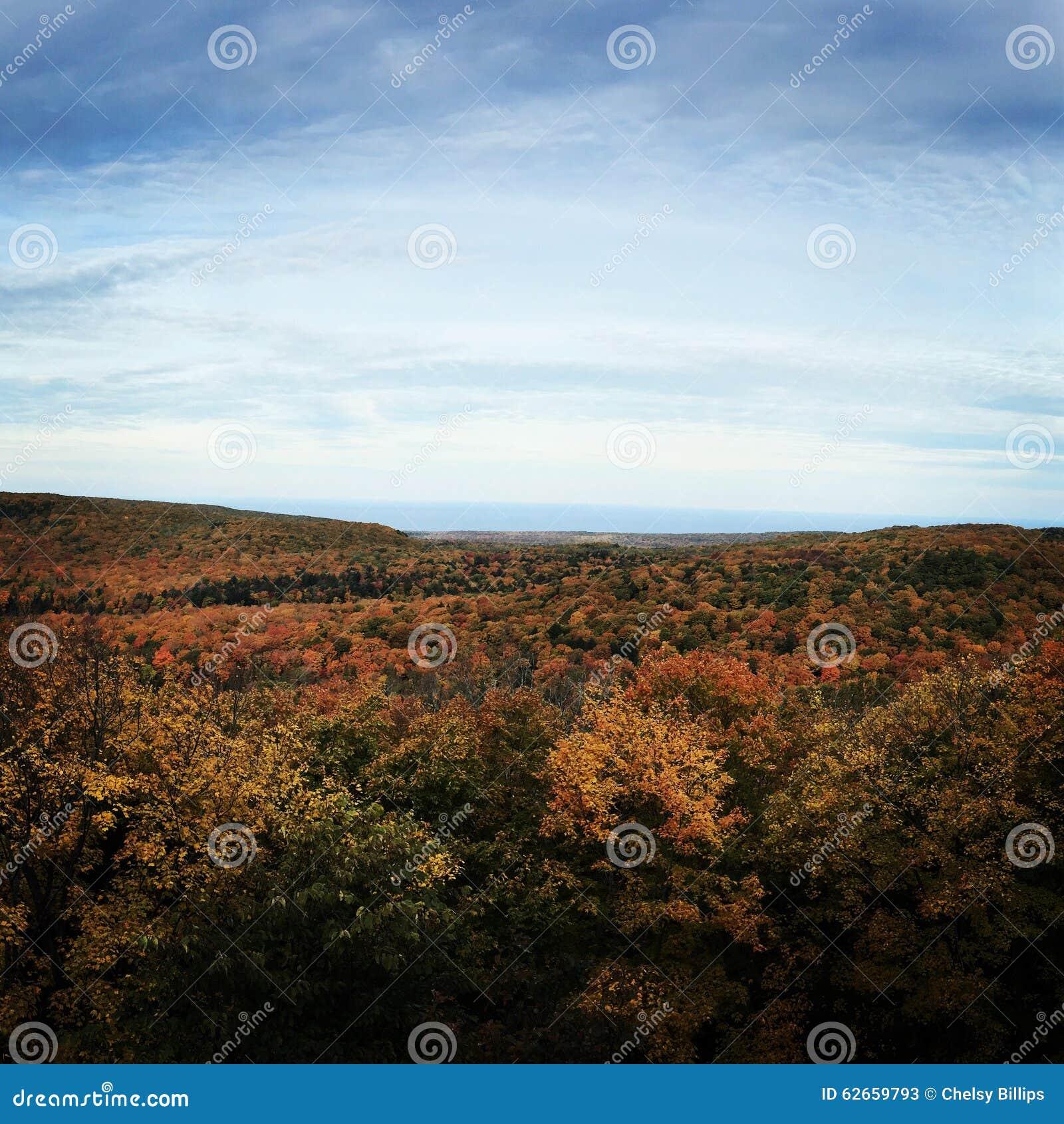 Porcupine βουνά, Μίτσιγκαν