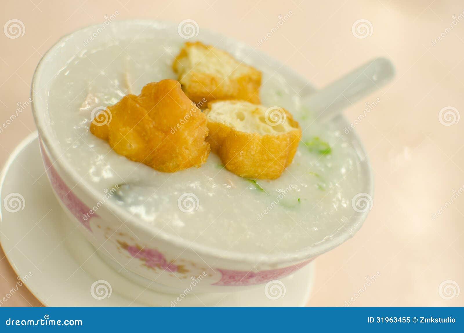 Congee Chinese Food