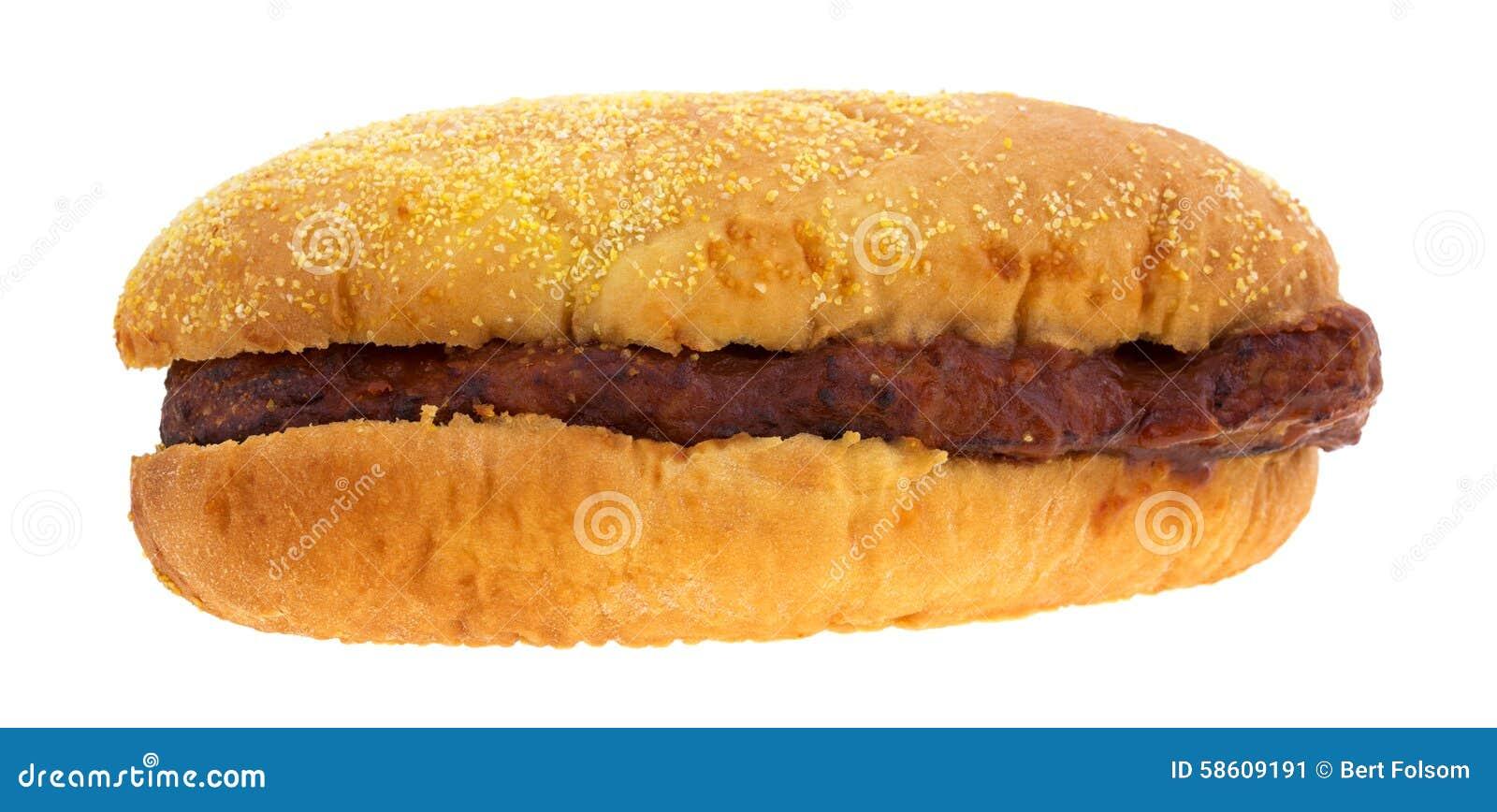 Pork Based Fast Food Sandwich