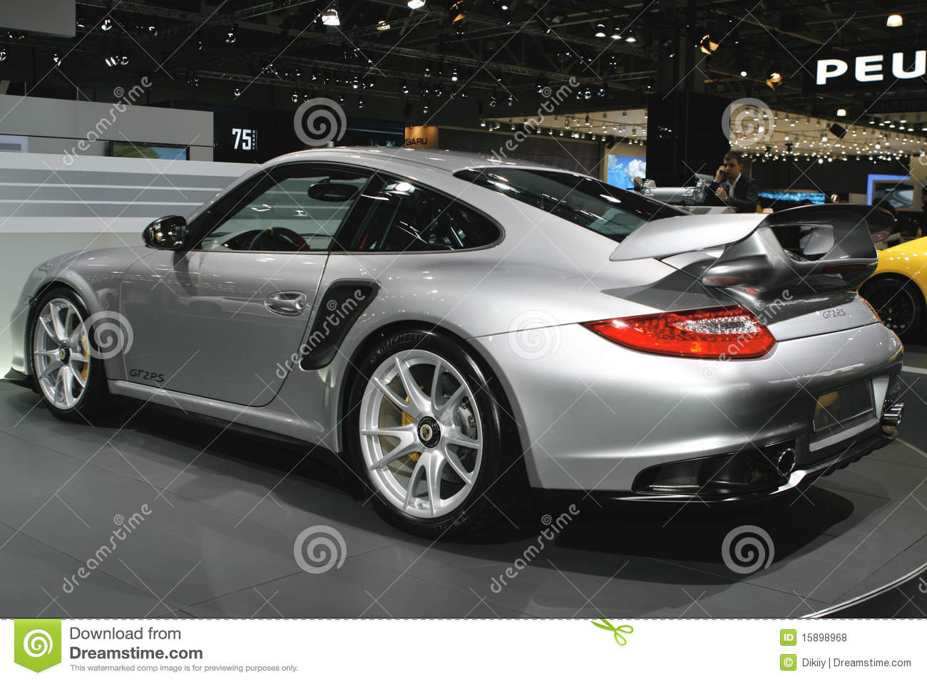 porsche 911 gt2 rs editorial stock photo image 15898968. Black Bedroom Furniture Sets. Home Design Ideas