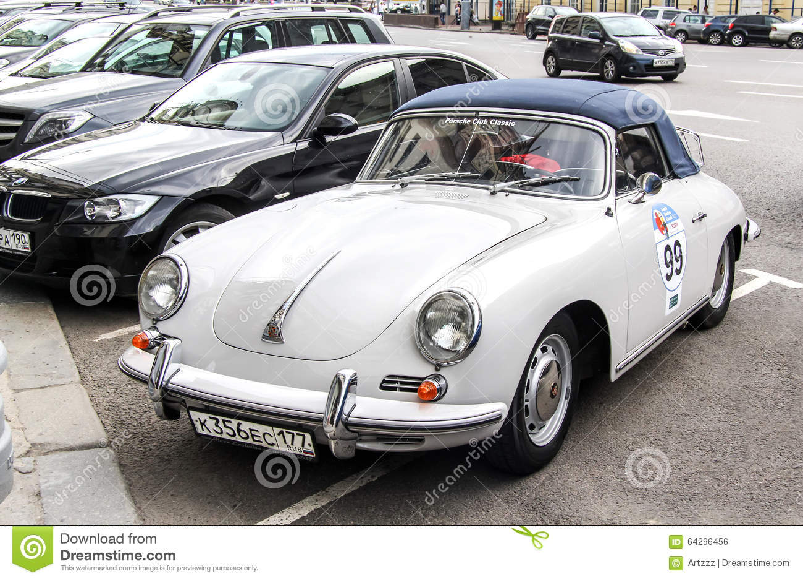 Porsche 356c Editorial Photo Image 64296456