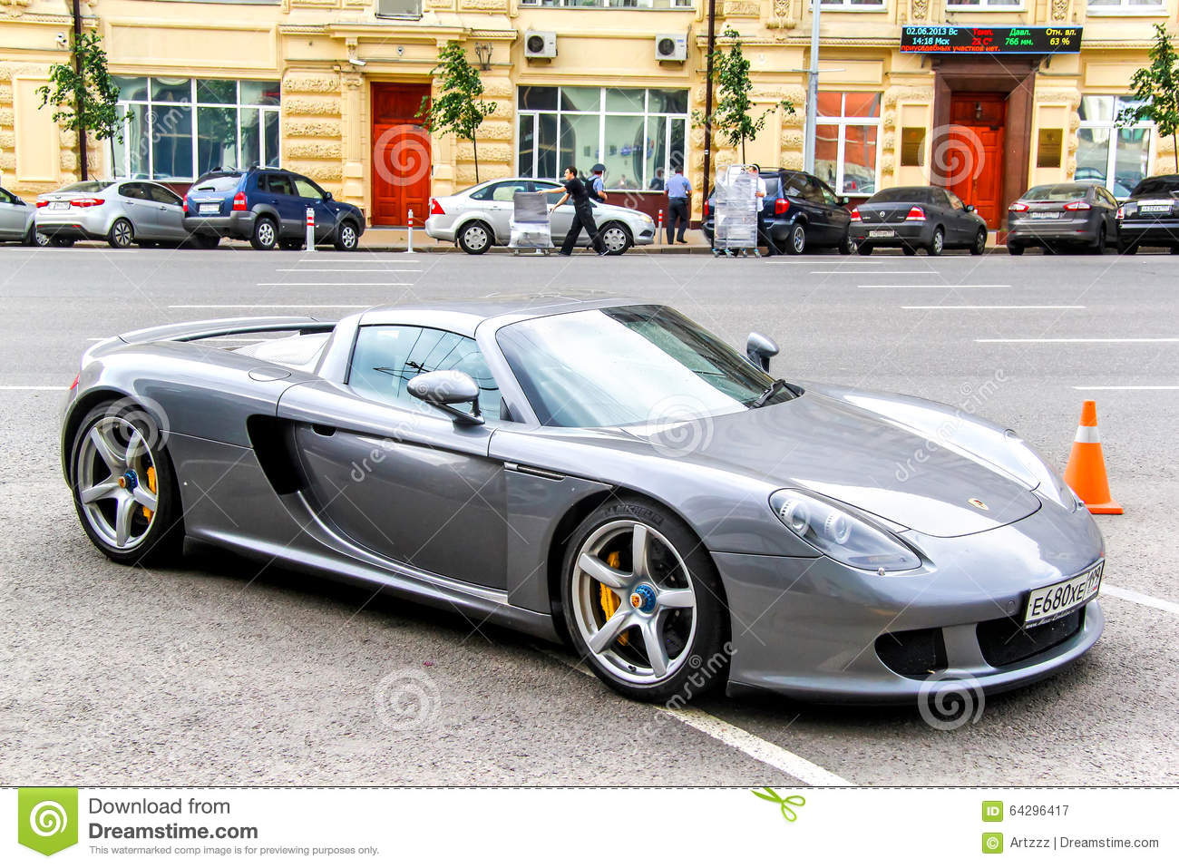 Porsche 980 Carrera Gt Editorial Photography Image 64296417