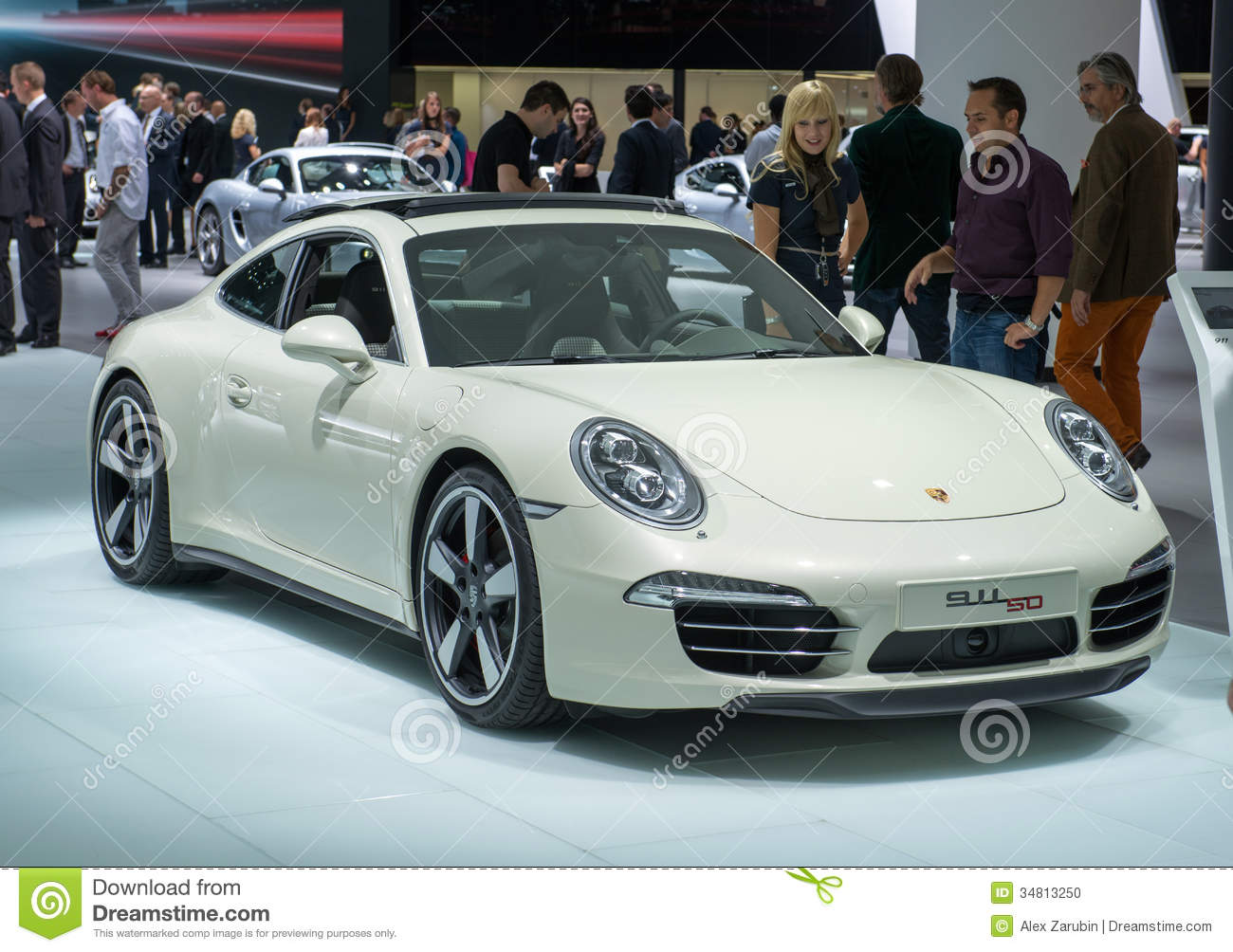 porsche 911 carrera 50th anniversary