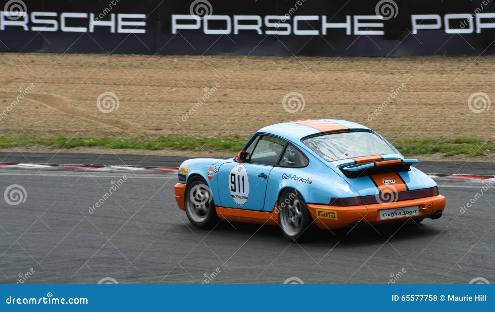 Porsche carro de 964 copos