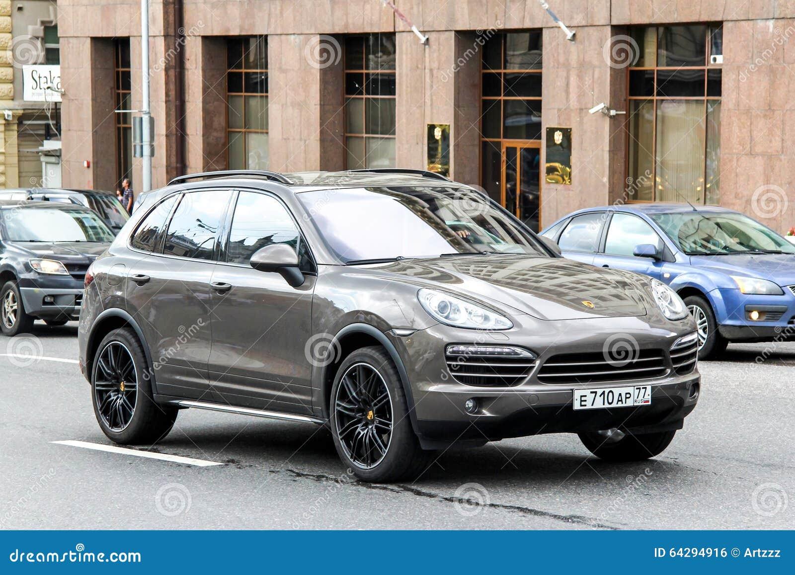 Porsche 958 Cayenne Editorial Photo Image 64294916
