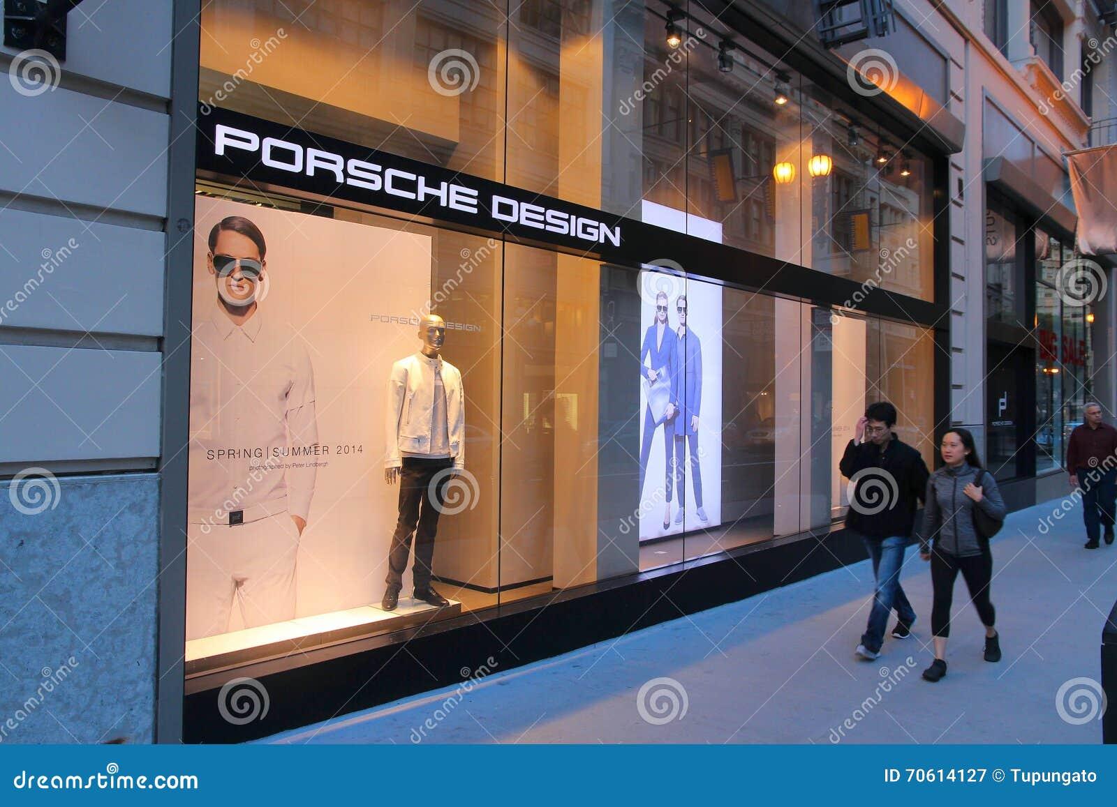 Porsche Design Editorial Photography Image 70614127