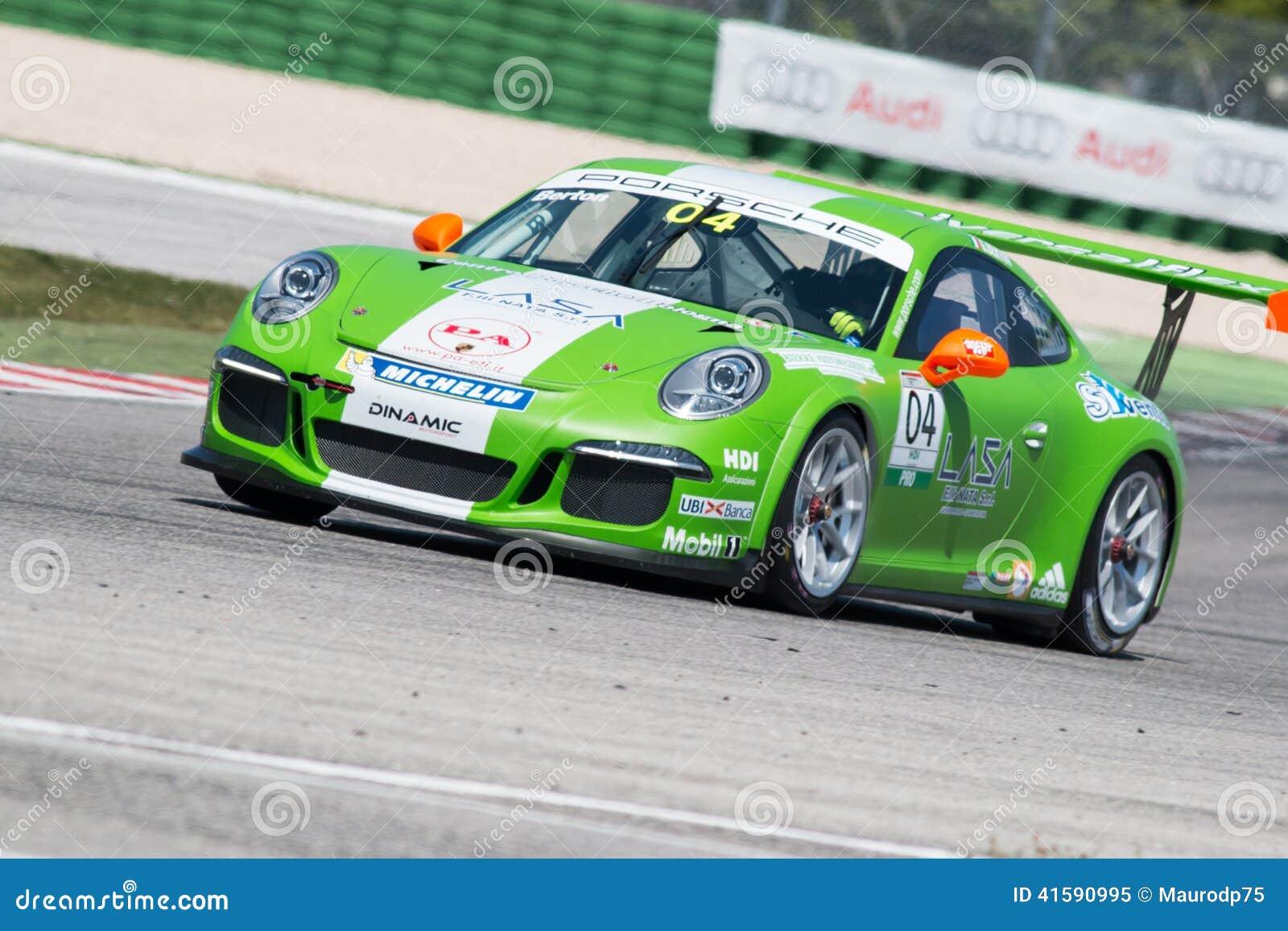 Porsche 911 Gt3 Cup Race Car Editorial Image Image Of Sport