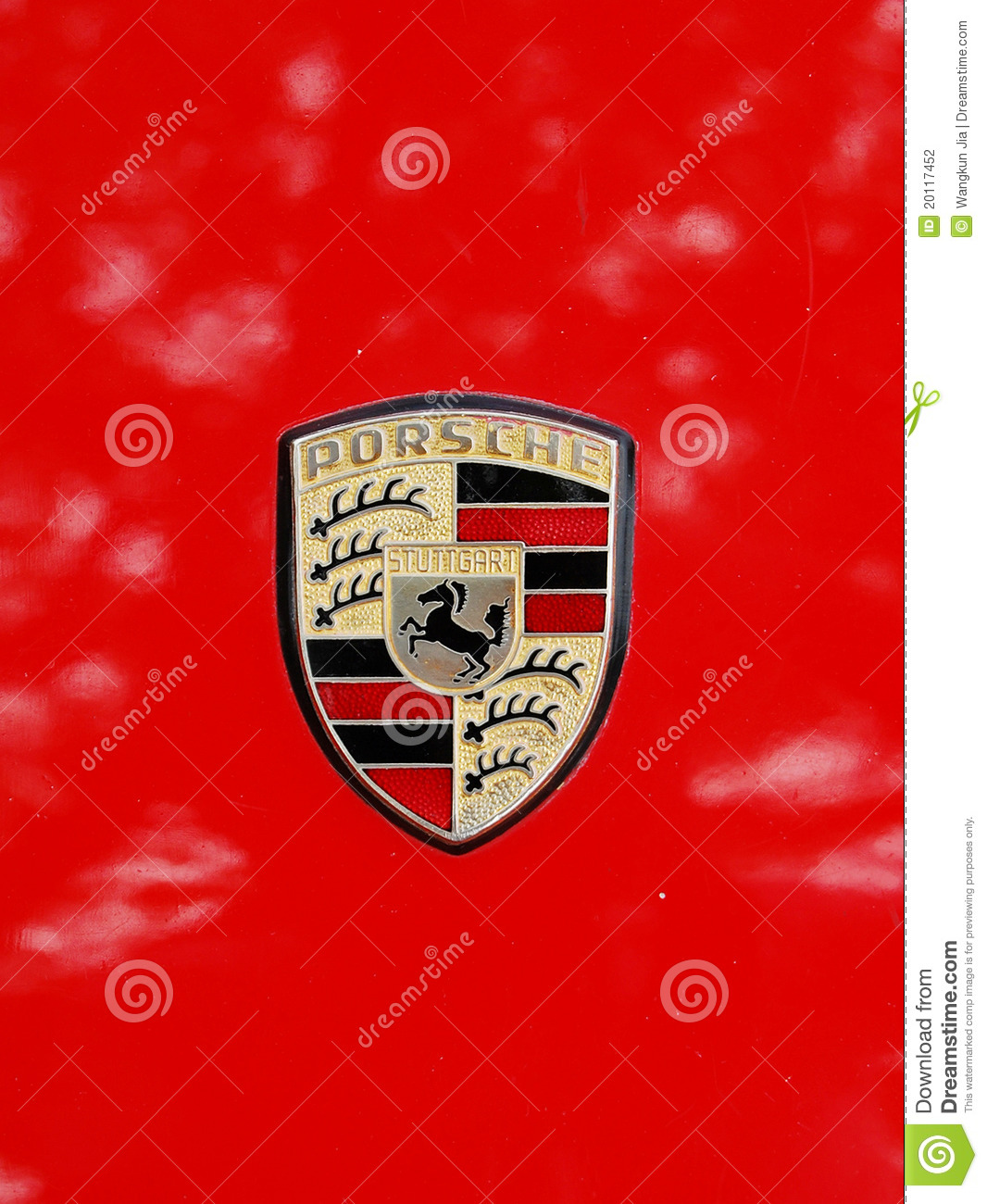 Porsche Logo Editorial Photography Image Of Commerce