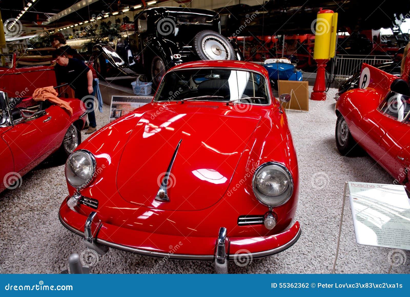 Porsche 356 - museo Sinsheim