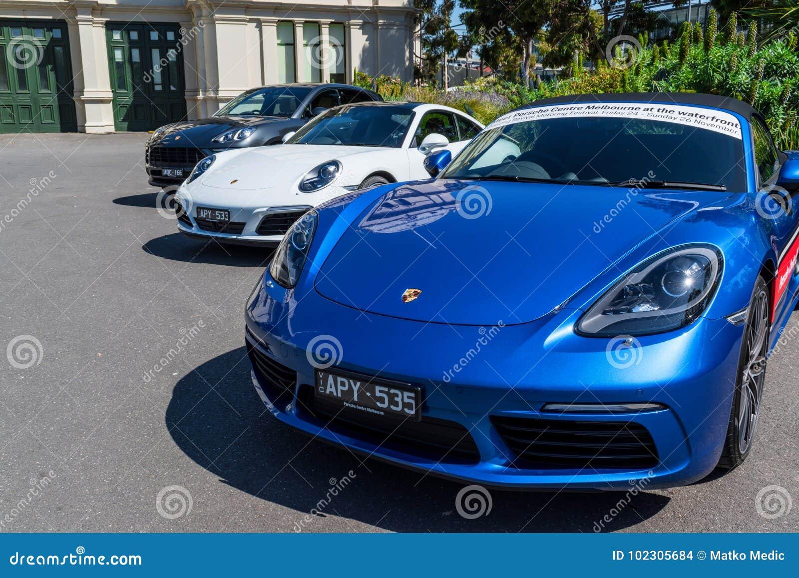 Porsche samochody