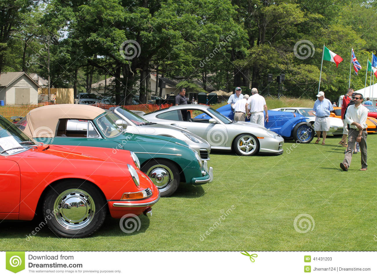 Red Green Show Sports Car