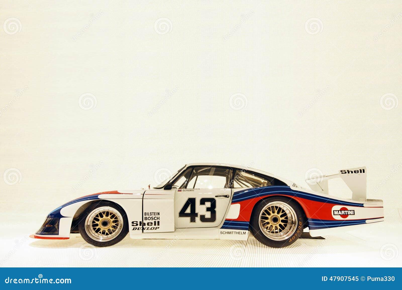 Porsche-Superrennwagen