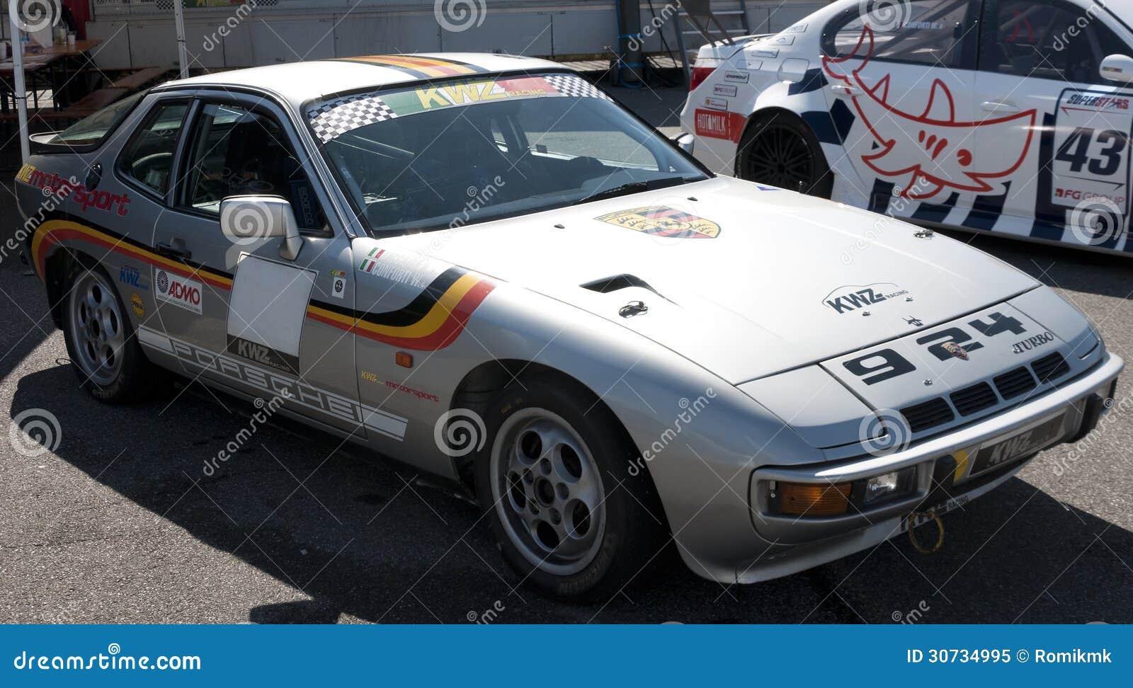 Sport Car Porsche 924 Editorial Image Cartoondealer Com