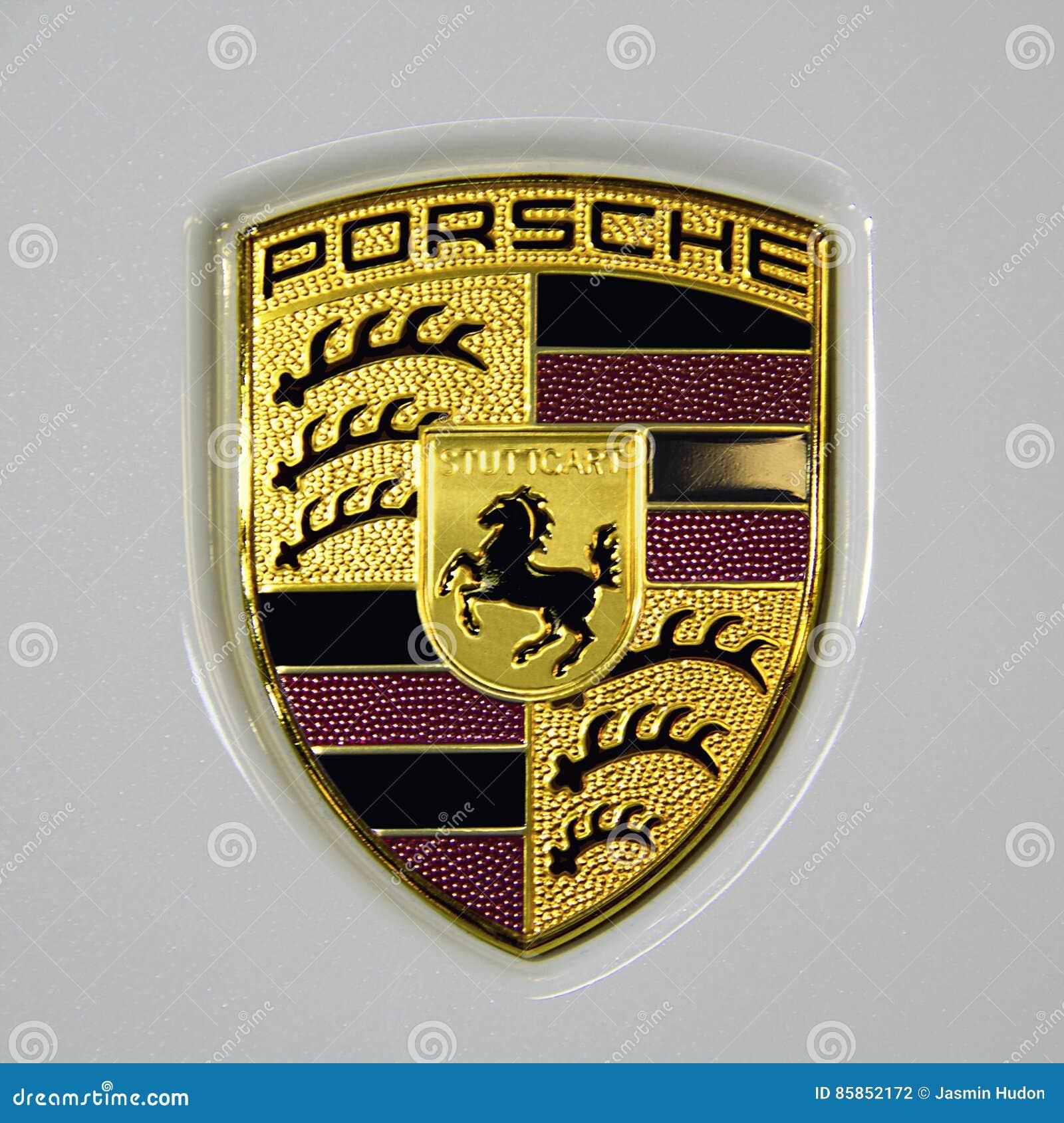 Porsche 911 Turbo S Car Logo Editorial Photography Image Of Montreal Emblem 85852172