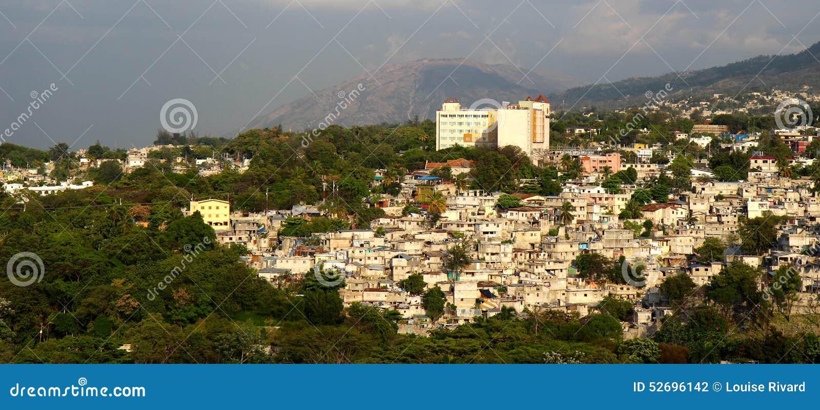 Port-au-Prince domy