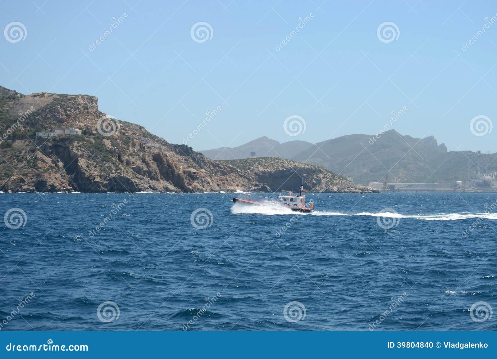 the port of cartagena spain stock photo image of base mursia