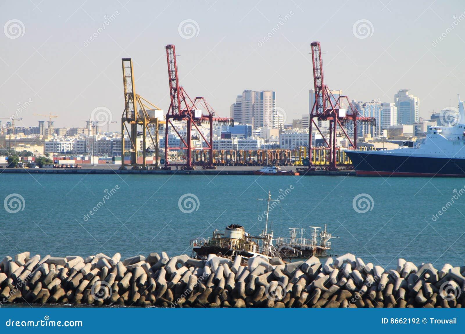 Port de Dubaï