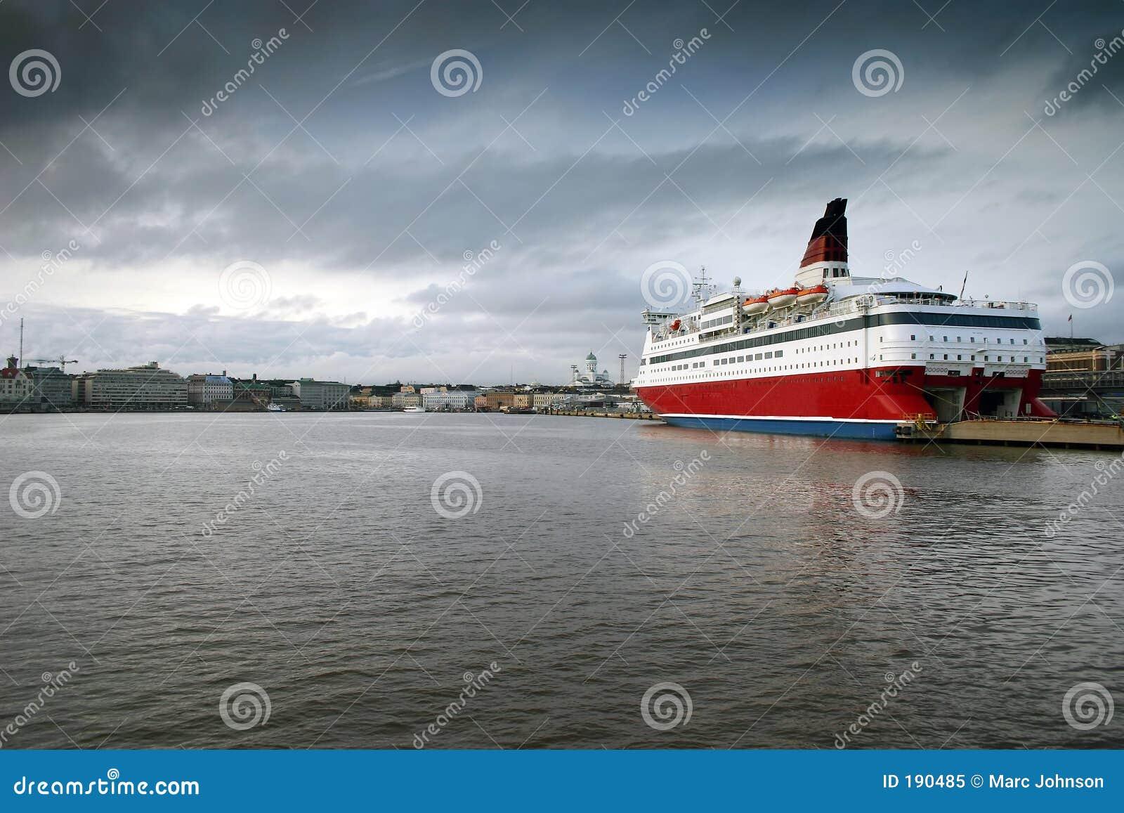 Port de Helsinki