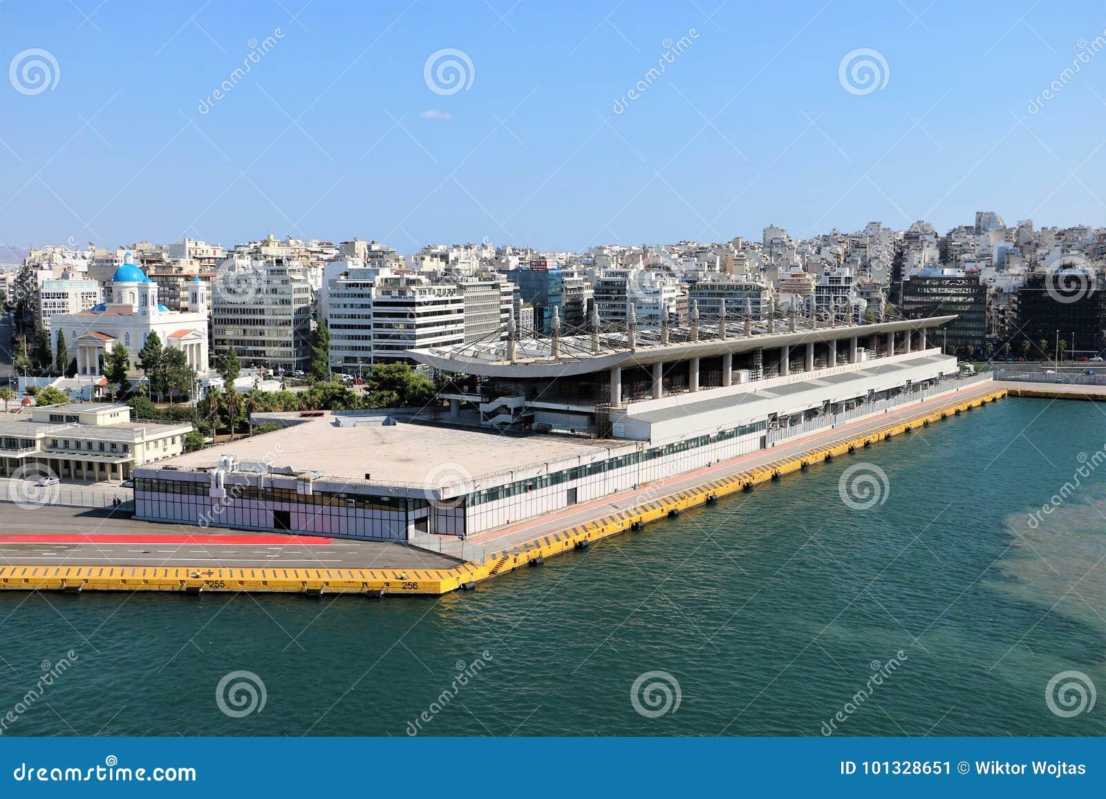 Port de Le Pirée
