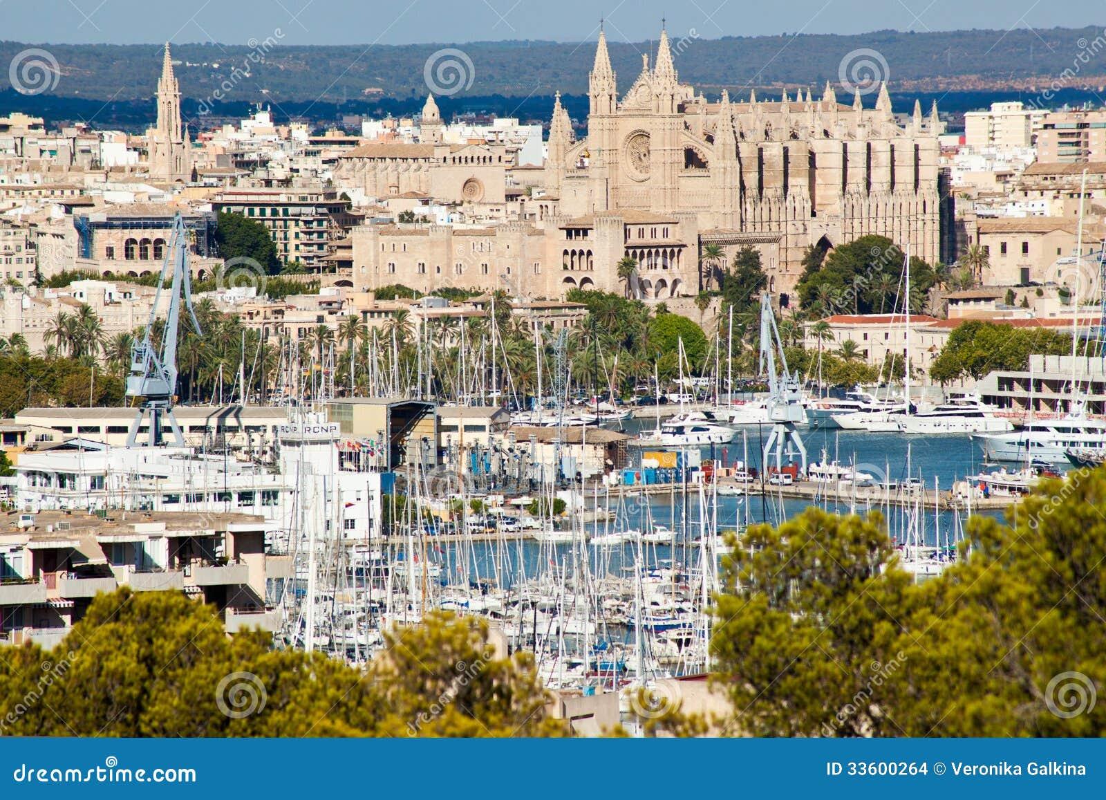 Port de Palma de Mallorca