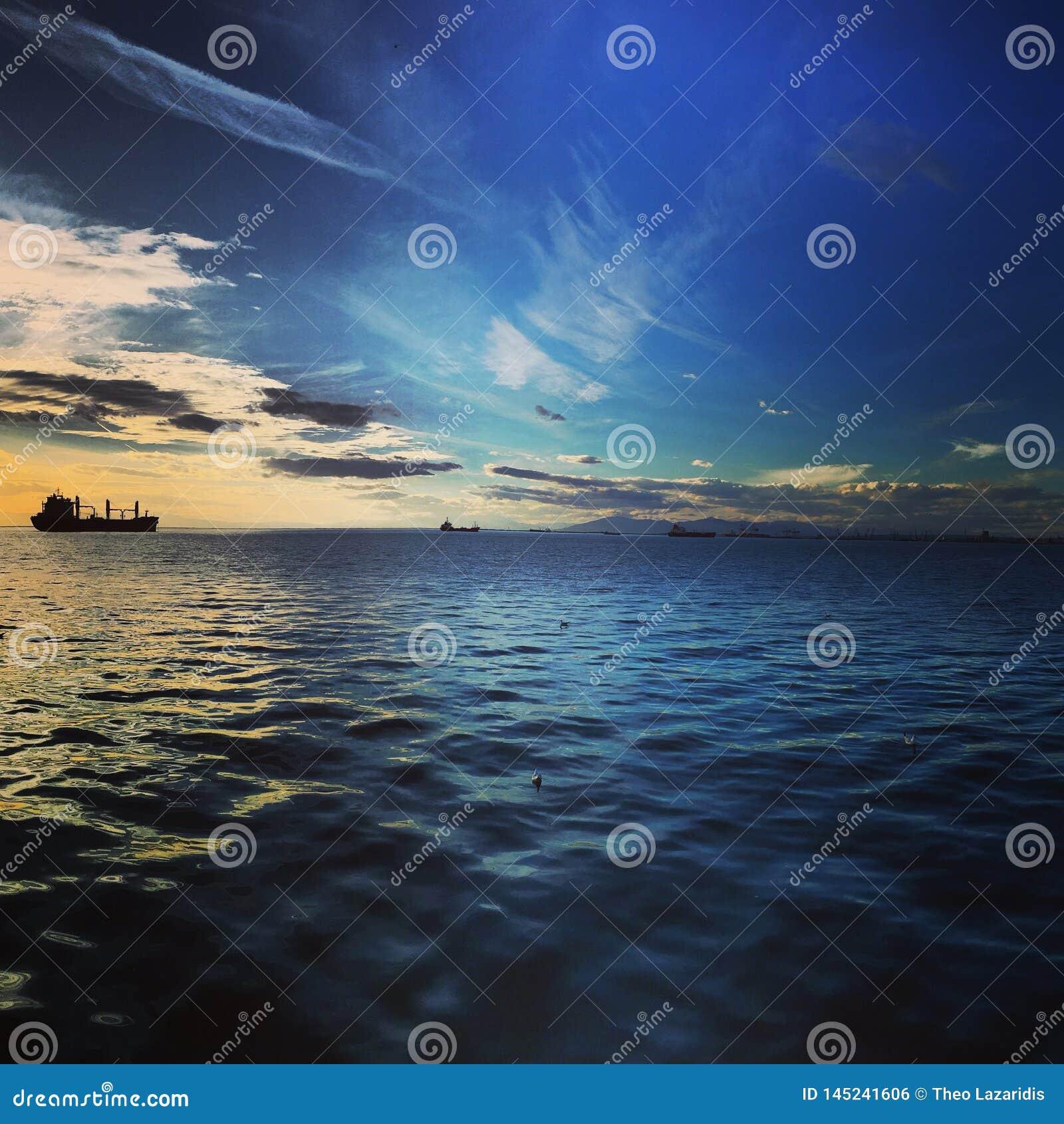 Port de Salonique