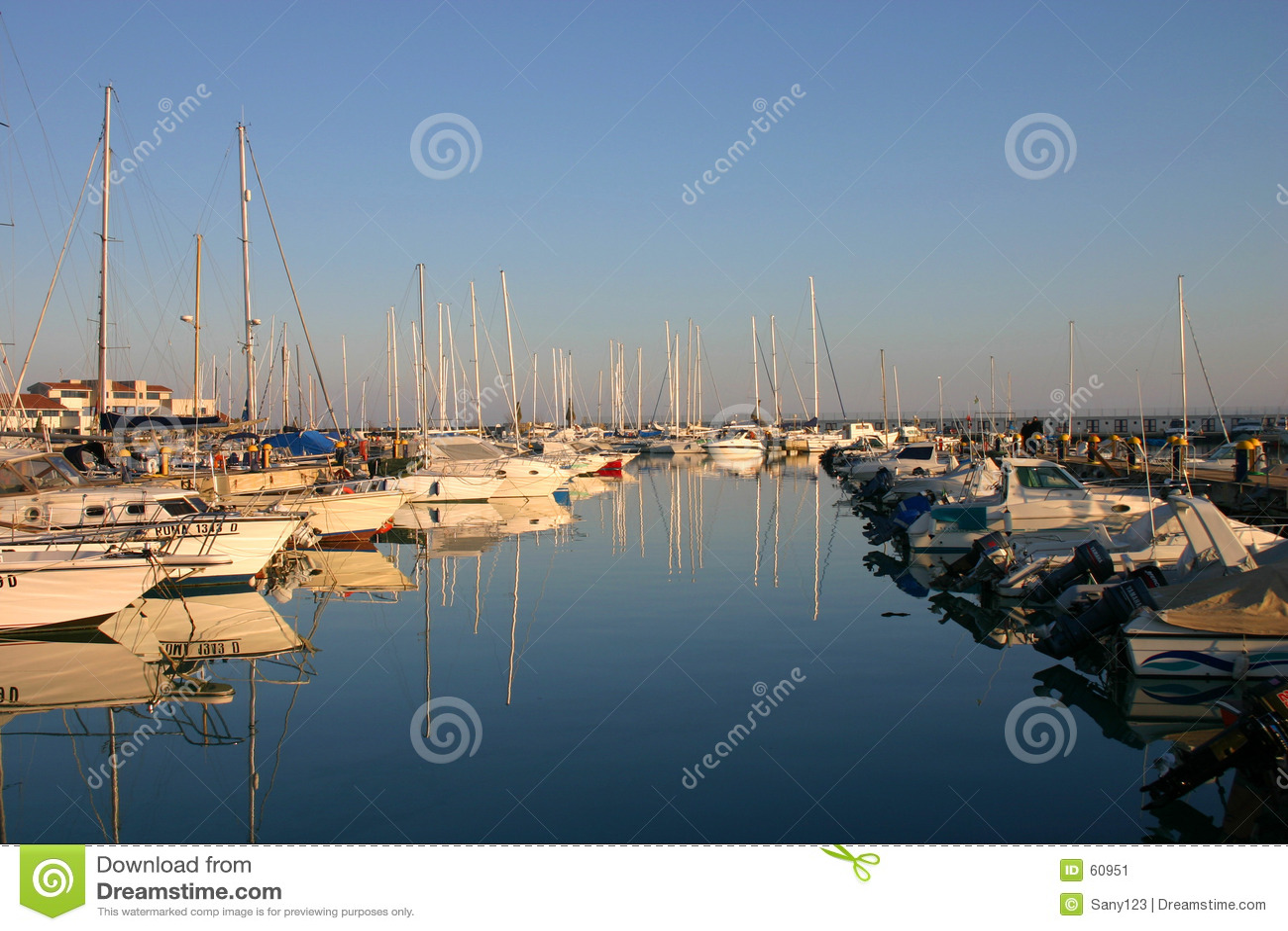 Port de yacht