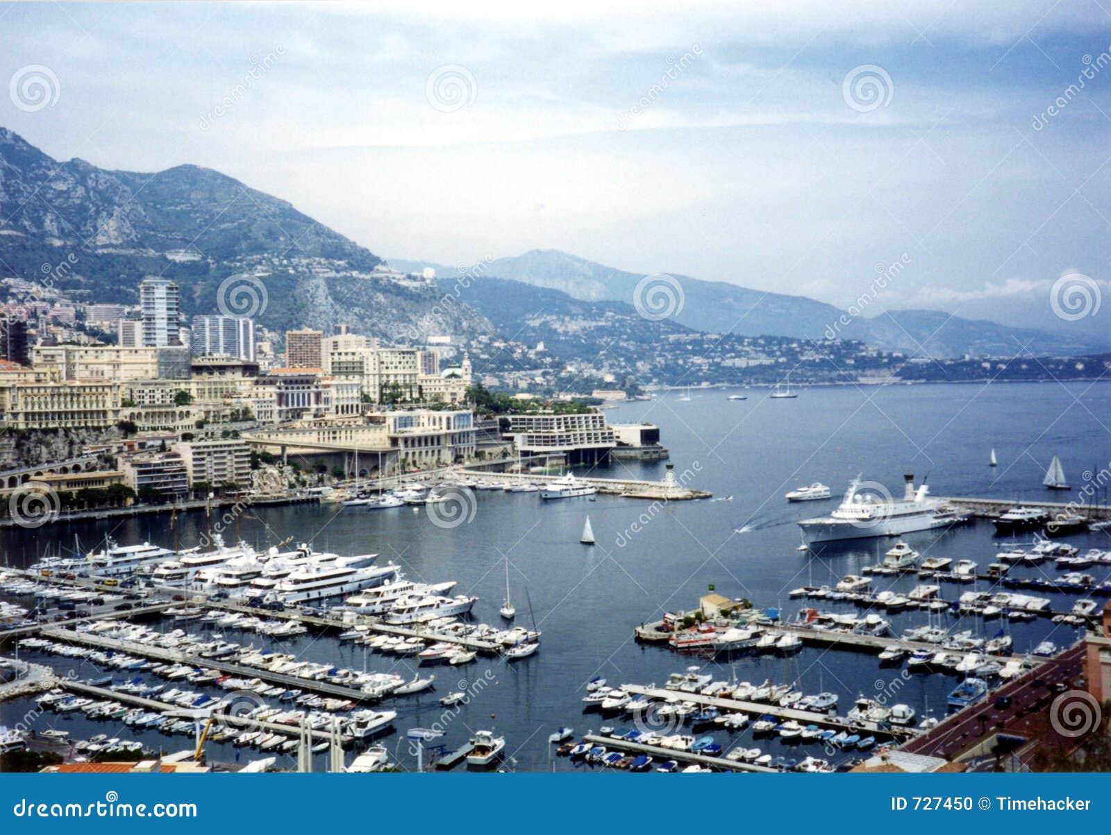 Port du Monaco