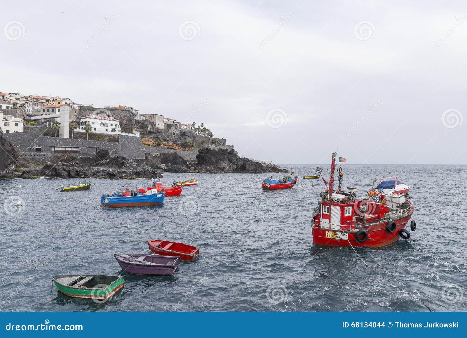 Port en Camara de Lobos