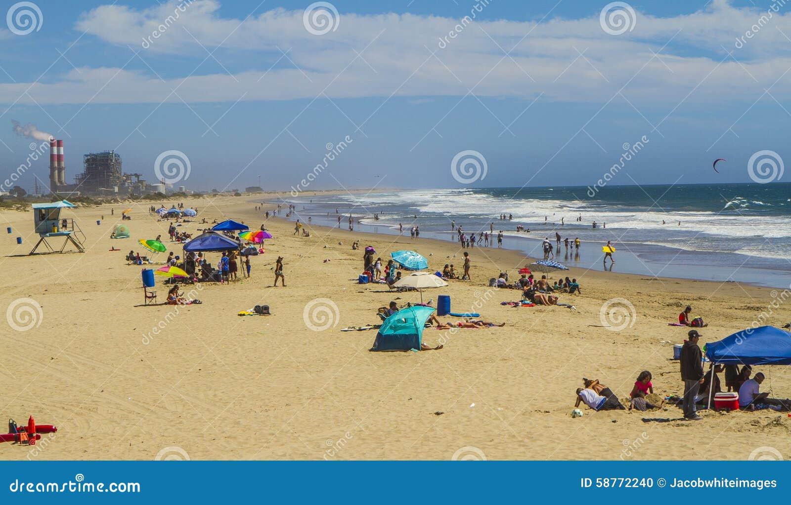 Port Hueneme beach