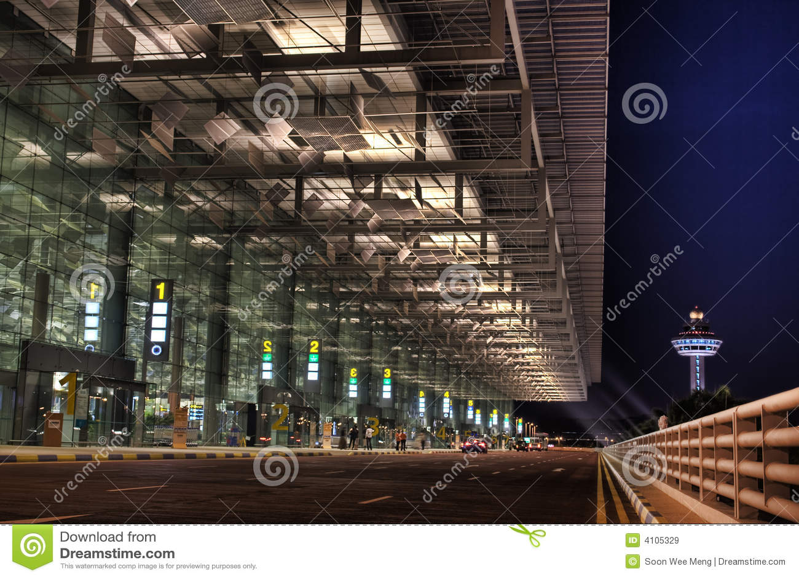 Port lotniczy Changi t 3