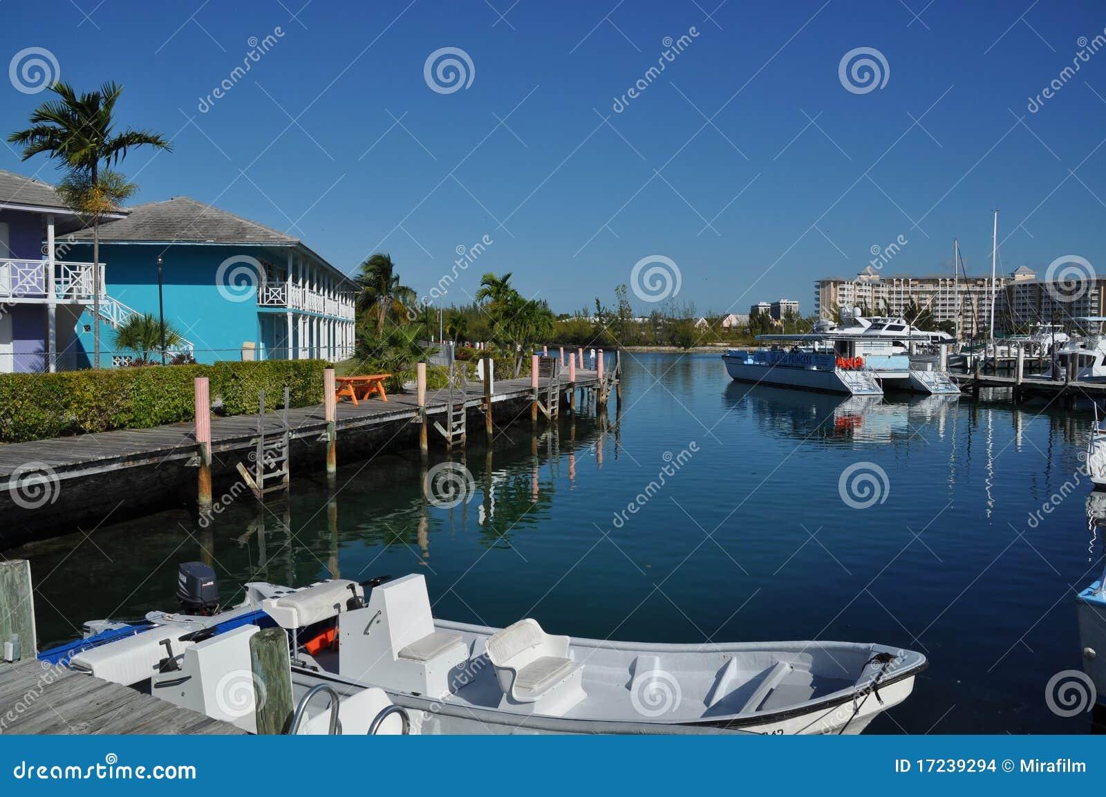 Lucaya Bahamas  City new picture : ... and marina of freeport, port lucaya, grand bahama island, bahamas