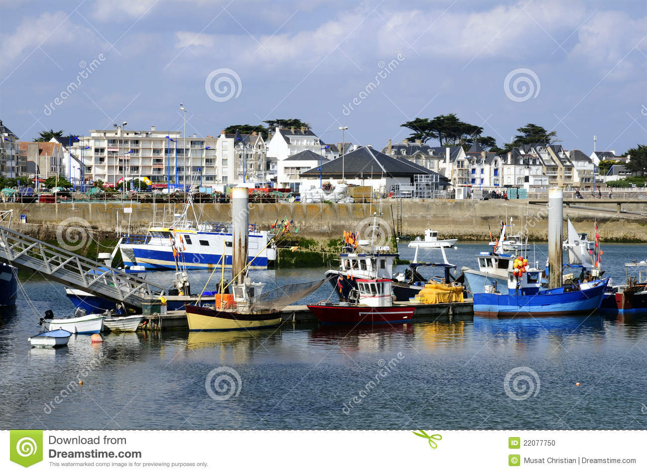 Quiberon France  city pictures gallery : port maria quiberon france 22077750