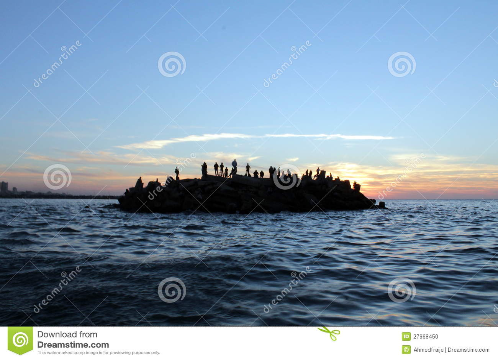 Port maritime de Gaza