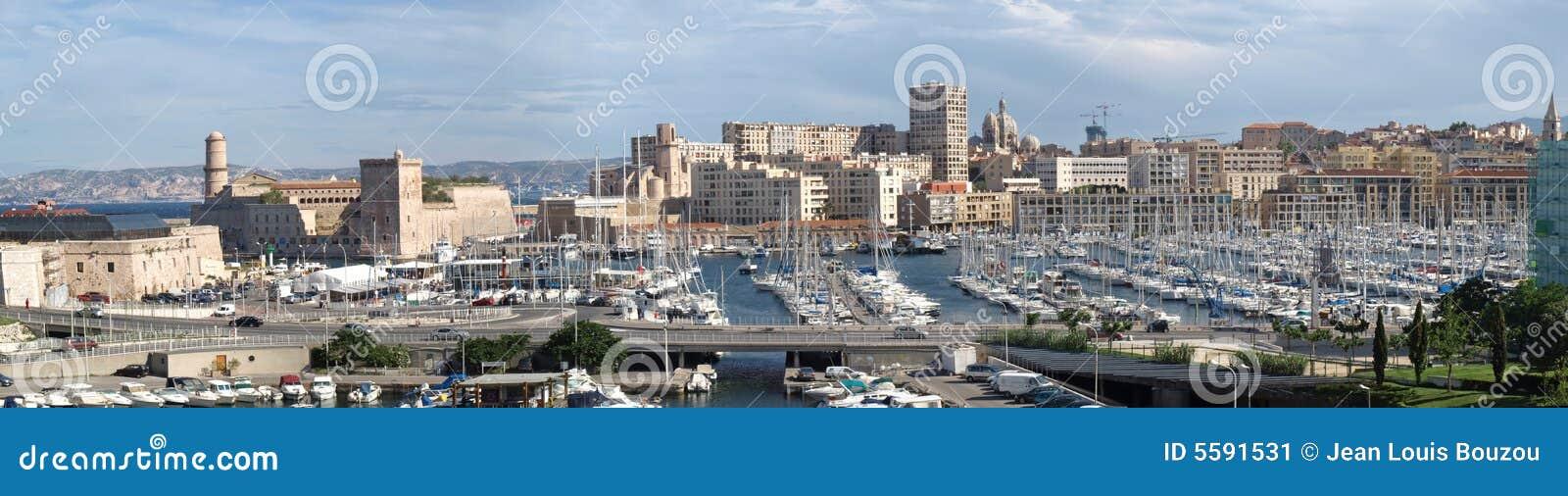 Port Marsylii frontowe stary