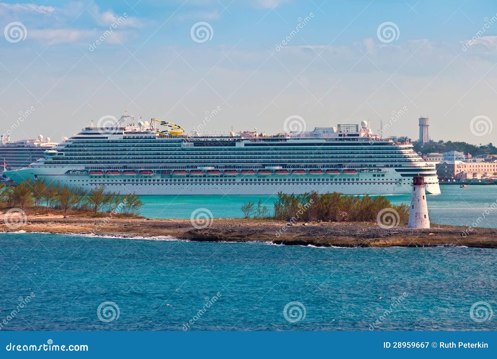Port Nassau, Bahamas