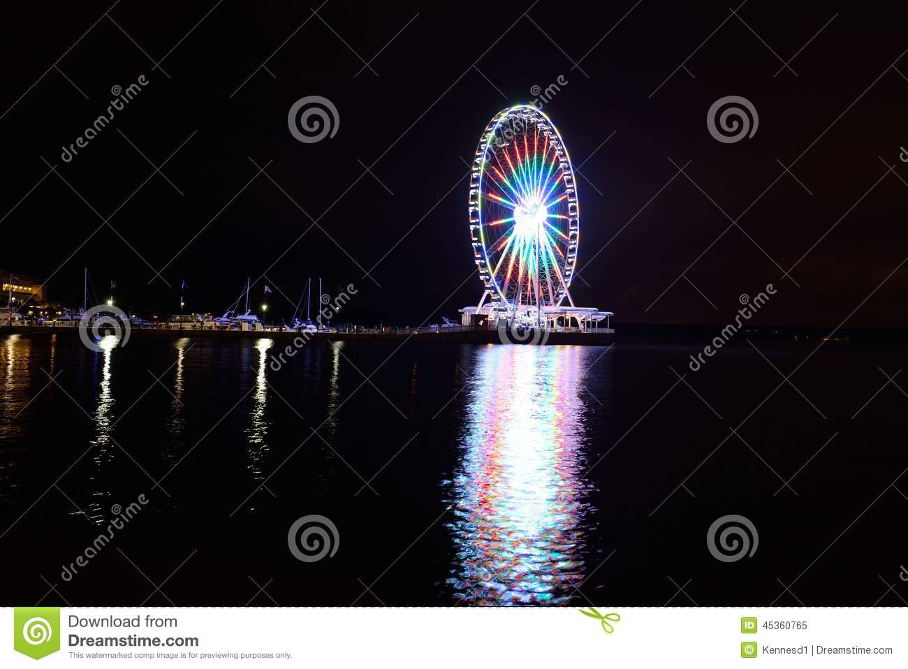 Port national Ferris Wheel