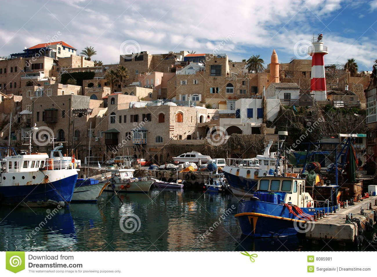 Port of Old Jaffo