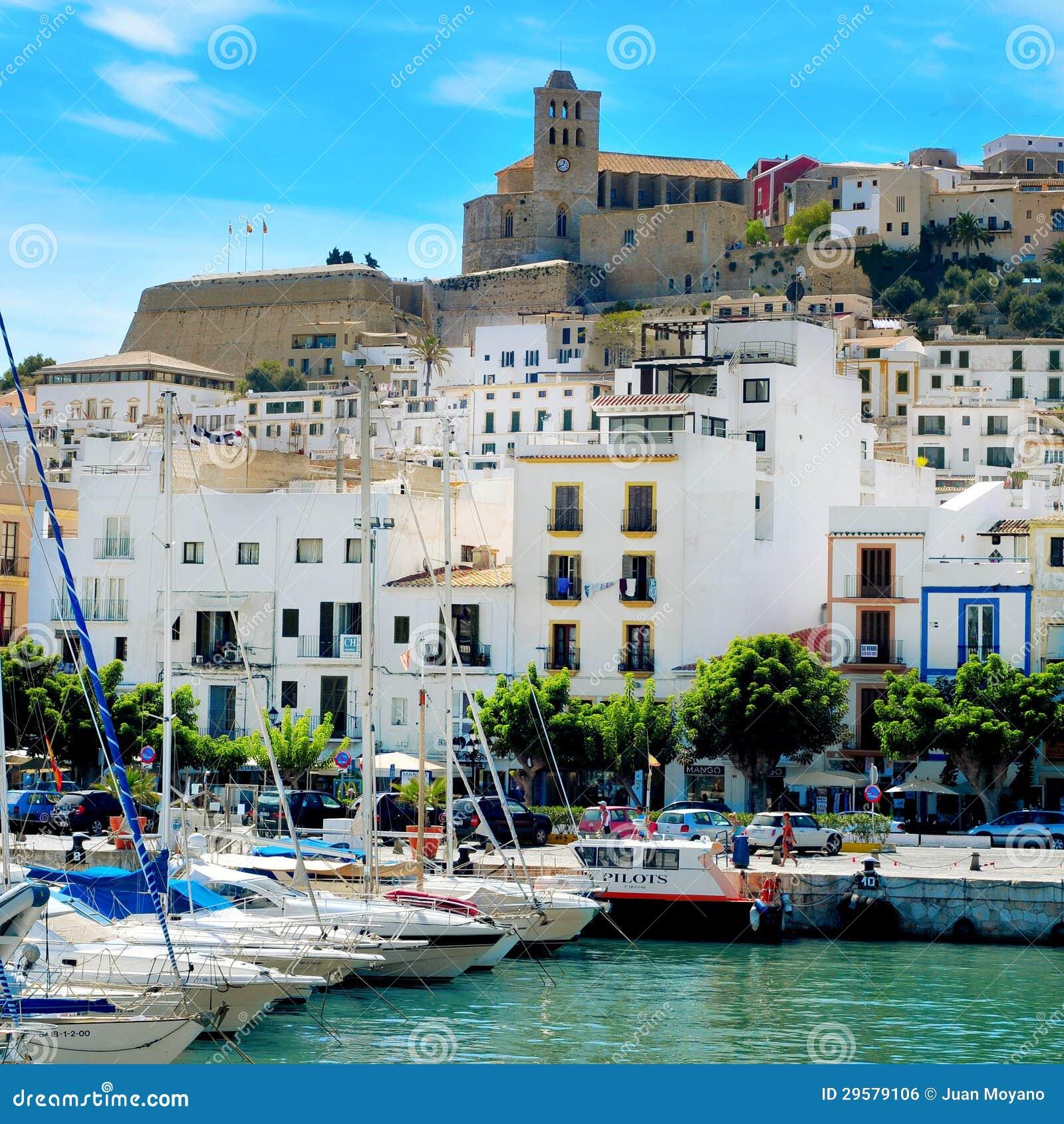 Vieille Ville D Ibiza