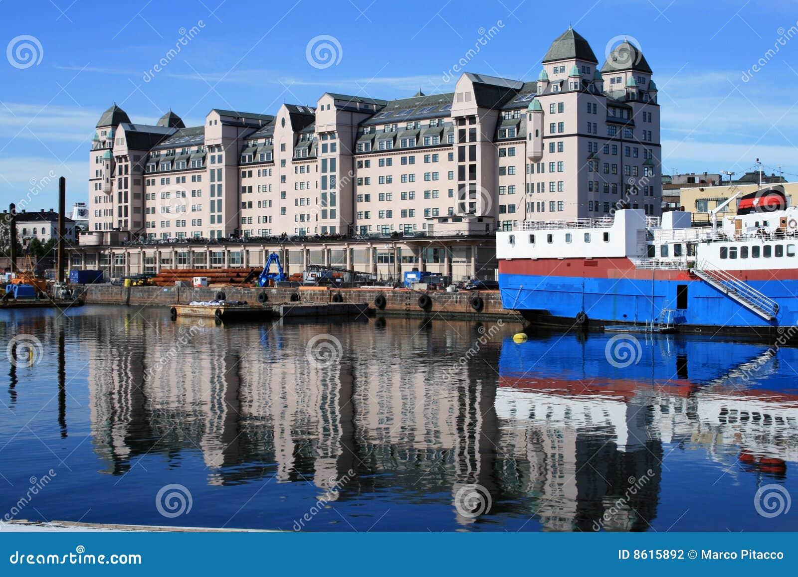 Port of Oslo