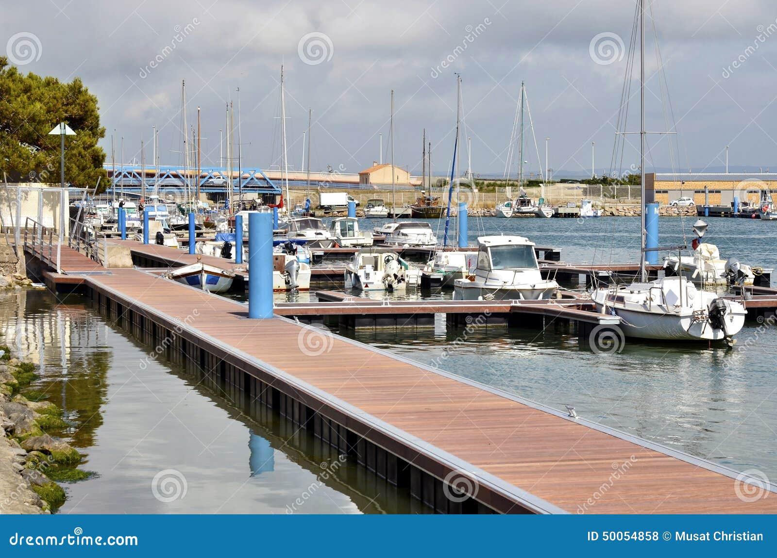 Port port-la-nouvelle w Francja