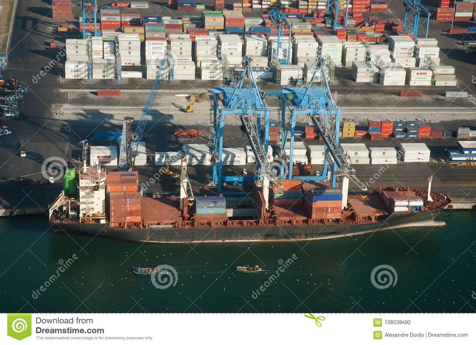 Port Of Rio Grande
