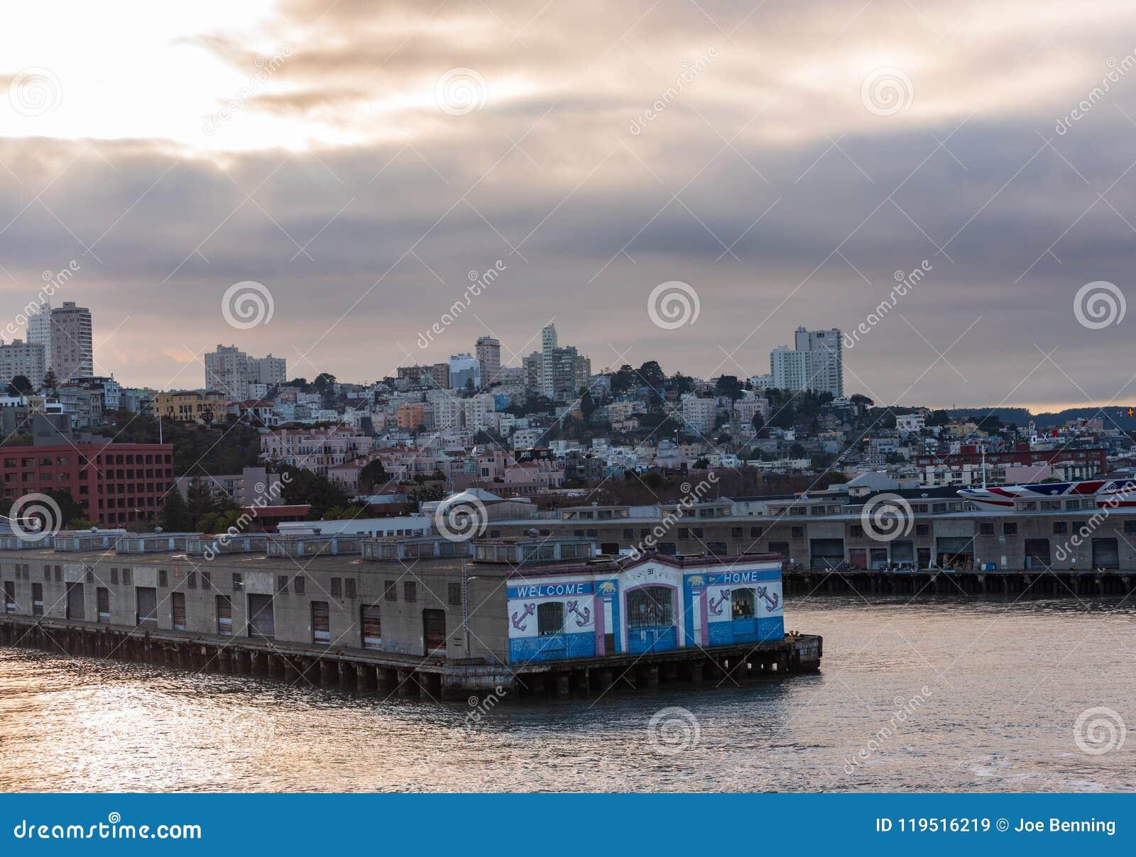 Port San Fransisco