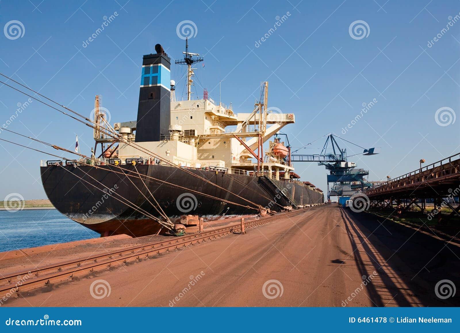 Port statku